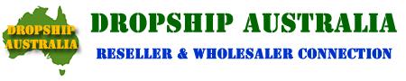 Dropship Australia Logo